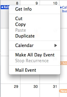 The futility of deleting recurring events in iCal
