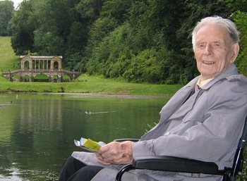 Harry Patch - photo Jim Ross Wikimedia
