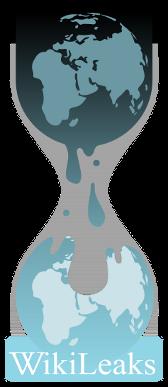 wiki leaks logo